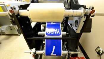 Digital Printing, Digital Printing of Signs