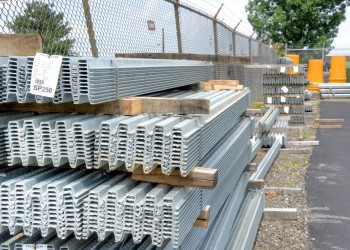 Posts, Galvanized U-Channel Sign Posts