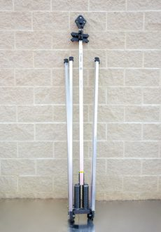Work Zone Protection, Sign Stands, MDI Wind Master 4860K-2 Sign Stand w/ Rigid Bracket