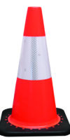 18 inch cone with 3M sheeting