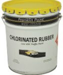 chlorinated-rubber yellow
