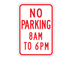 R7-2 Optional Parking Time Limits