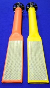 Delineators, Flexible Delineators, with Surface Mount Base for Safe-Hit Delineator