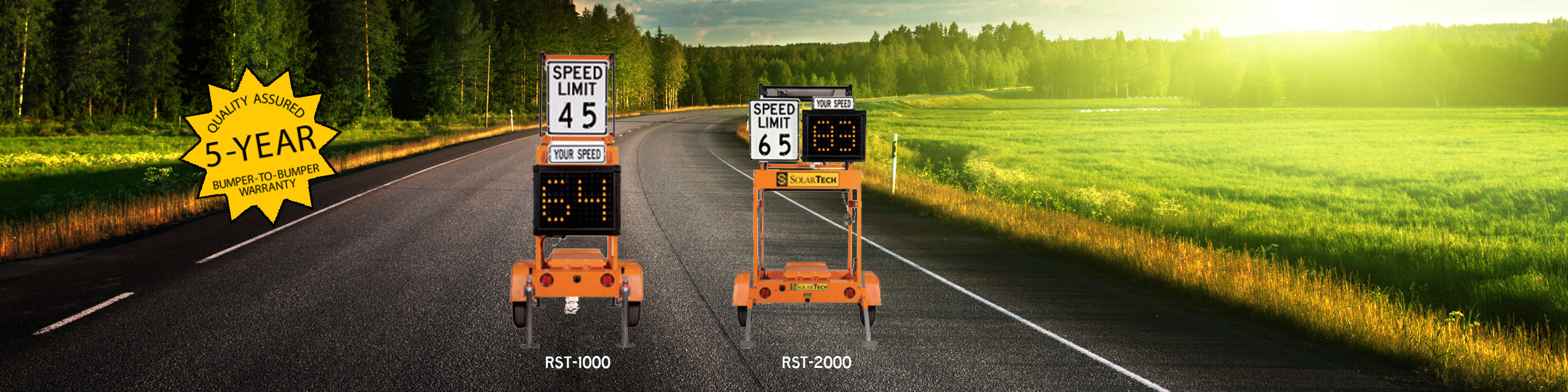 Radar Speed Trailers