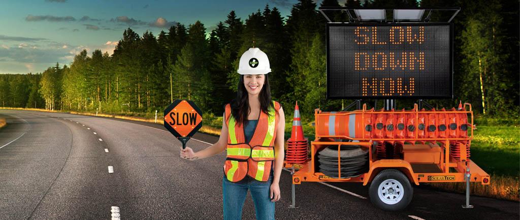 Work Area Protection & Work Zone Safety Products