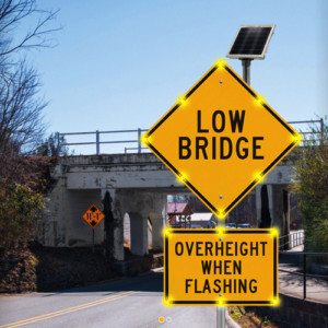 Low Bridge Overheight