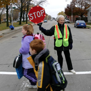 School Zone BlinkerPaddle