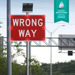 Wrong Way Warning