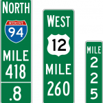 overhead signs