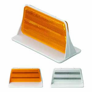 Barrier Mounts & Guide Rail Reflectors