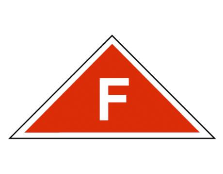 Floor Truss Sign