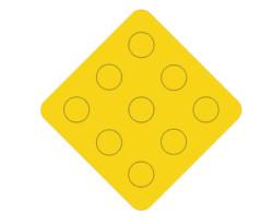 N-4 California Object Marker