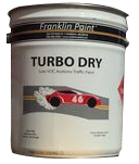 Turbo Dry Low VOC Acetone Traffic Paint