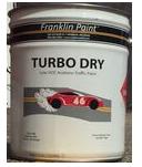 Turbo Dry Low VOC Acetone Traffic Paint