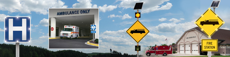 Emergency Vehicle Warning System