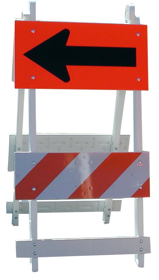 Barricades, Standard | Garden State Highway Products, Inc