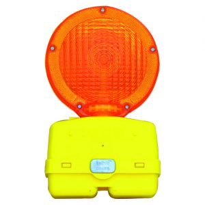 Barricade Warning Lights