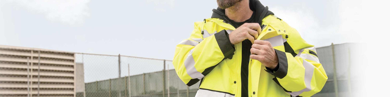 Premium Black Series Safety Apparel