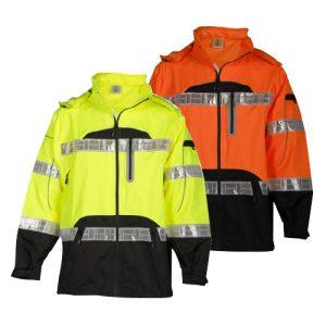 premium black series jacket
