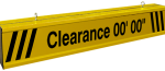 I-Bar Series Clearance Bar