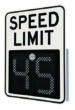 Driver Feedback Speed Reduction Signs