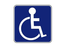 R7-133 Handicapped