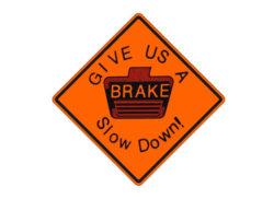 W21-1(mod) Give Us a Break Slow Down