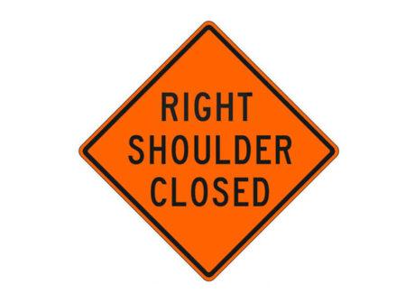 W21-5aR Right Shoulder Closed
