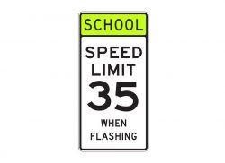 S5-1 School Speed Limit
