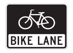 R3-17 Bike Lane