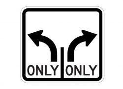 R3-8B Intersection Lane Control