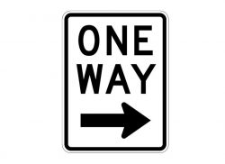 R6-2R One Way Right