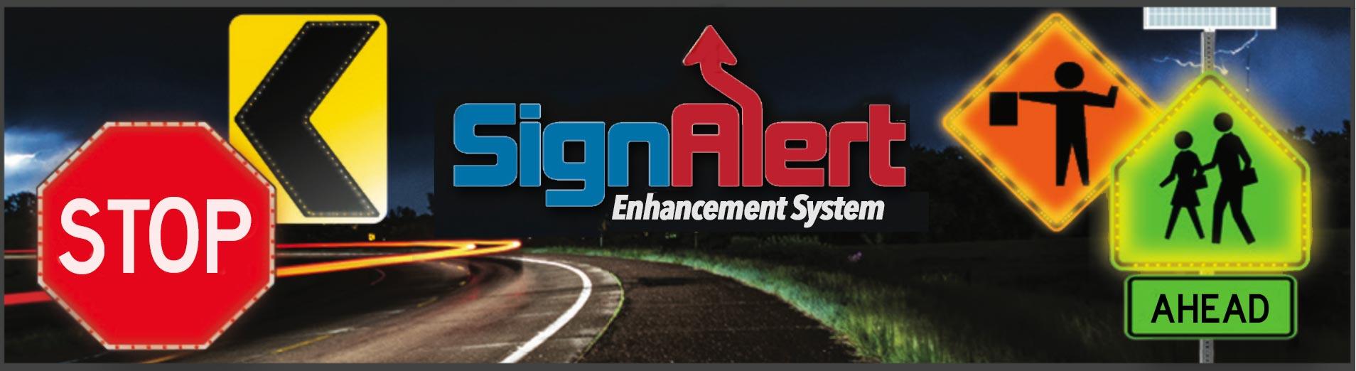 SIgn Alert Header