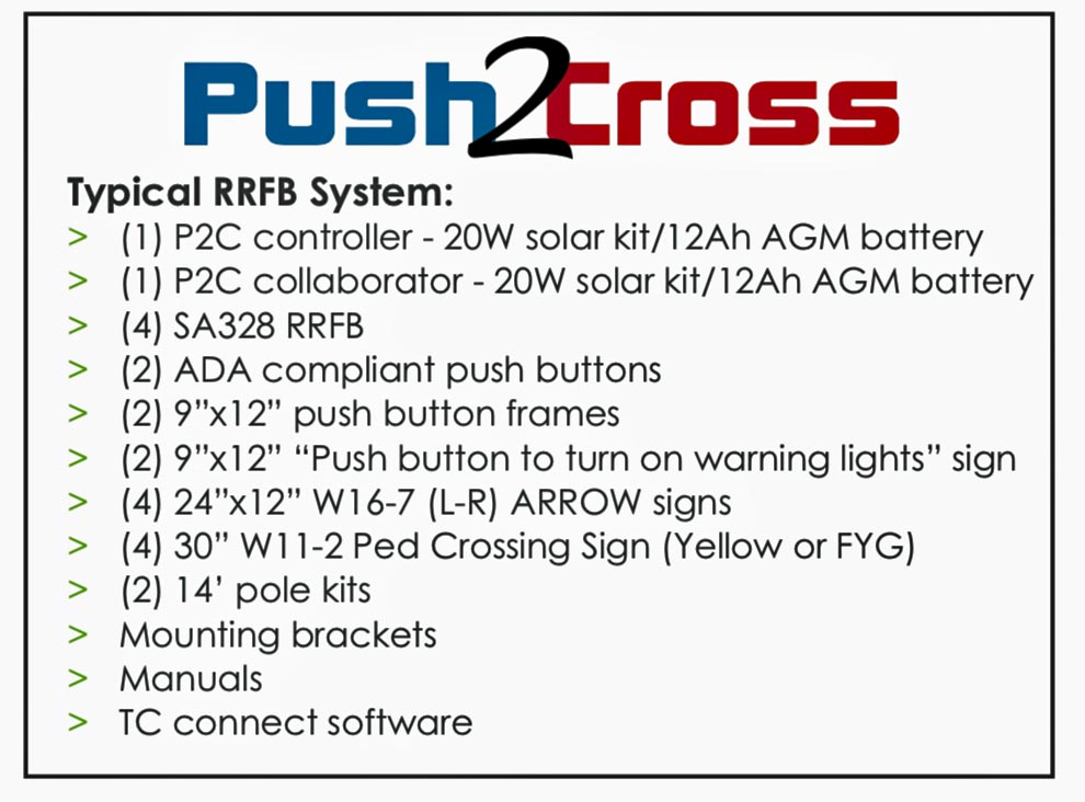 Push2Cross